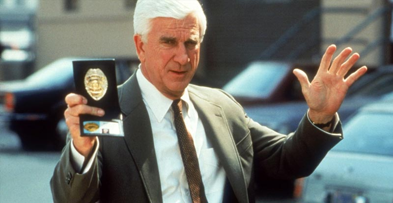 remakes - The Naked Gun