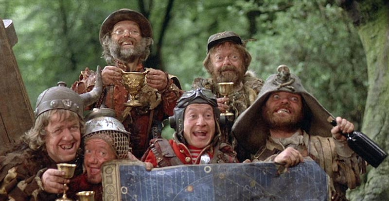 remakes - Time Bandits