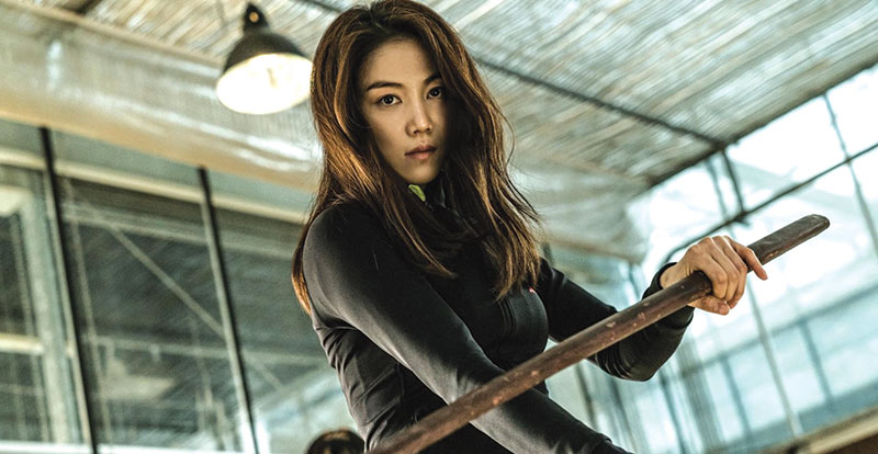 The Villainess on DVD and Blu-ray December 13