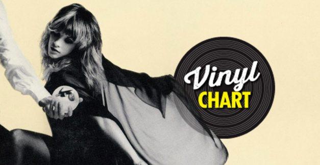 JB's vinyl chart (Nov 29 – Dec 5, 2019)
