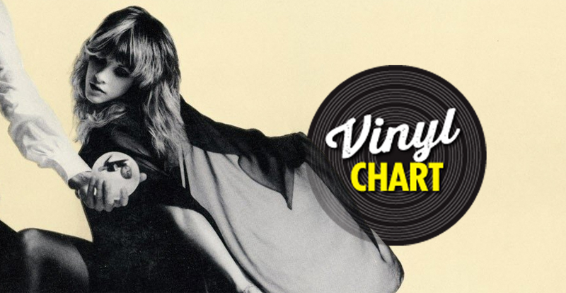 JB's vinyl chart (December, week 3)