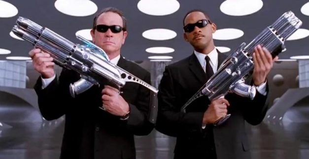 Men in Black trilogy – 4K Ultra HD reviews