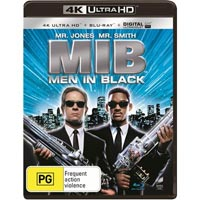 4K November 2017 - Men in Black