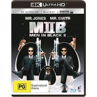 4K November 2017 - Men in Black II