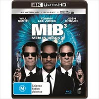 4K November 2017 - Men in Black 3