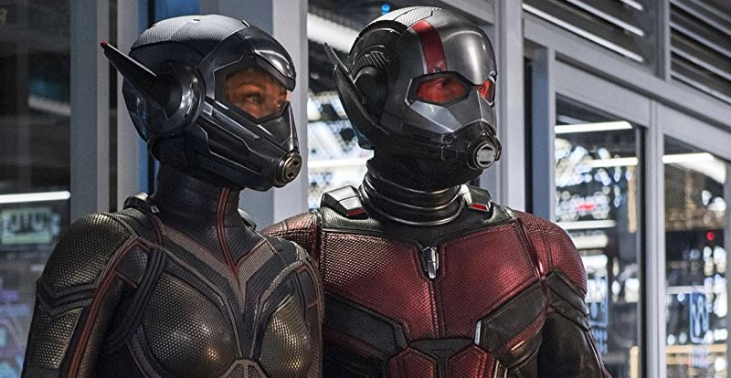 Marvel's Ant-Man and the Wasp trailer buzzes in
