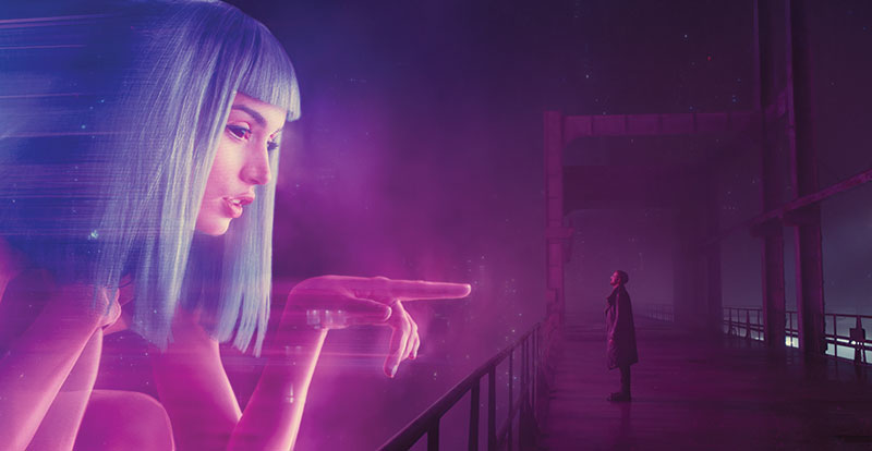 Back to the future with Blade Runner 2049