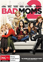 Bad Moms 2 DVD Cover