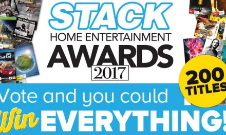 STACK Home Entertainment Awards 2017 – sign-up, vote and win!