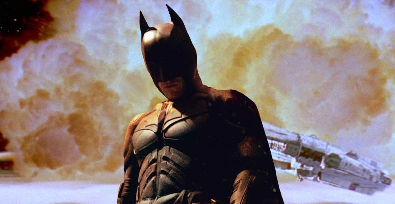 Batman and Star Wars nearly collided – sort of