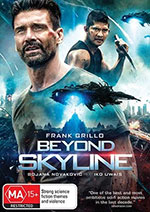 Beyond Skyline DVD Cover