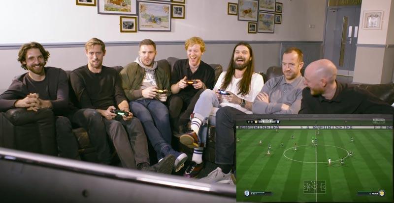 FIFA 18 – Biffy Clyro vs Stoke City FC