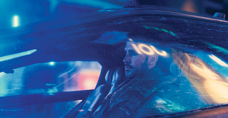 Blade Runner 2049 on DVD, Blu-ray, 3D and 4K January 17
