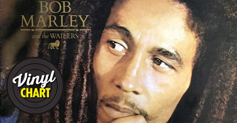 JB's vinyl chart (Jan 19 – 24, 2018)