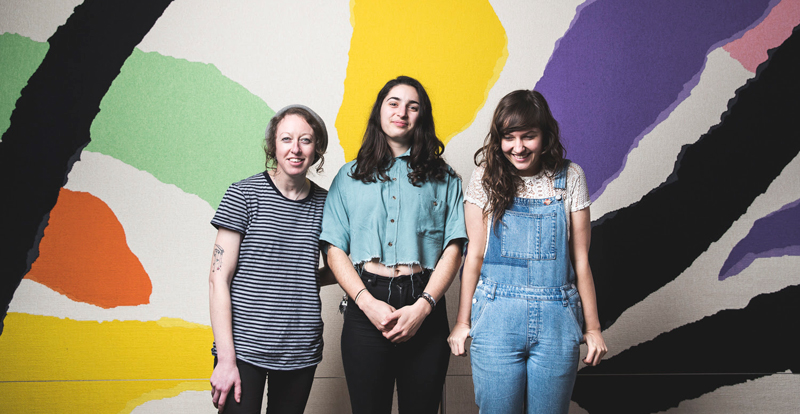 Poppin' fresh Camp Cope clip and tour date