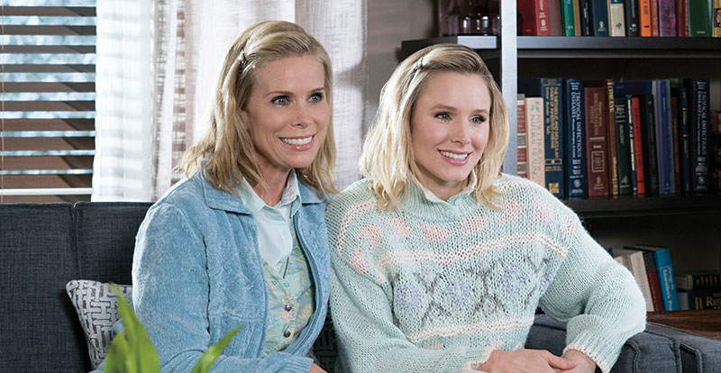 Q&A with Kristen Bell