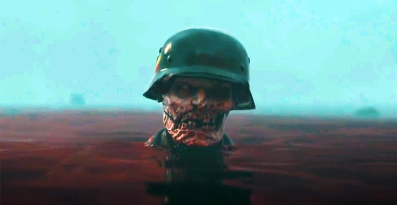Call of Duty: WWII – decimate zombies in The Darkest Shore DLC
