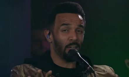 Craig David doesn't give a… but he does respond to Dua Lipa's IDGAF