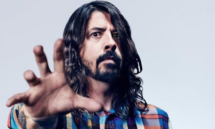 Foo Fighters' John Lennon/Van Halen mashup. Really.