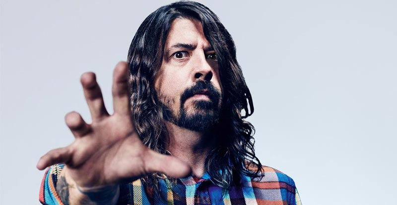 Dave Grohl is the coolest guy in rock – Part 1111