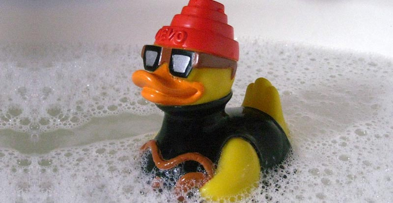 Celebrate Rubber Duckie Day with Ernie and Daveed Diggs!