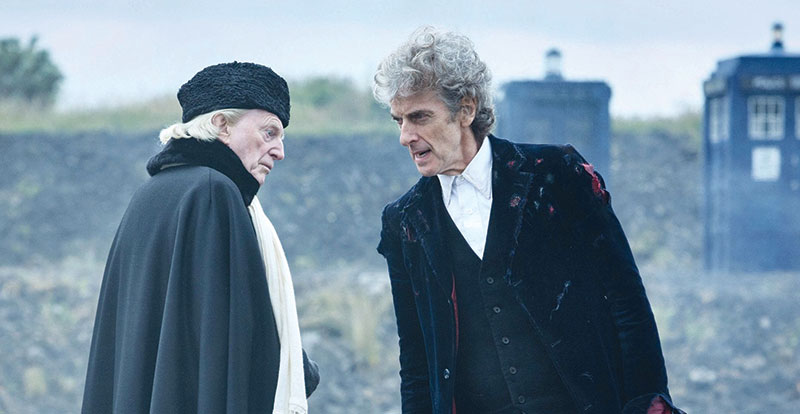 Doctor Who: Twice Upon a Time on DVD and Blu-ray February 7