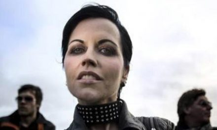 R.I.P. Dolores O'Riordan of The Cranberries (1971-2018)