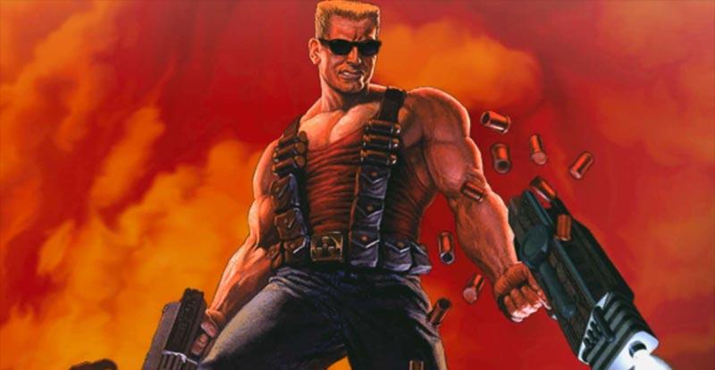 Come get some Duke Nukem, the movie?