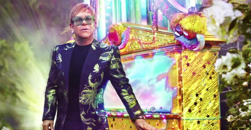 Elton John's still standing – but he's stopping touring