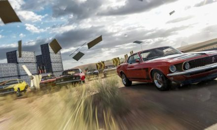 Ripper, mate! Forza Horizon 3 4K update is live