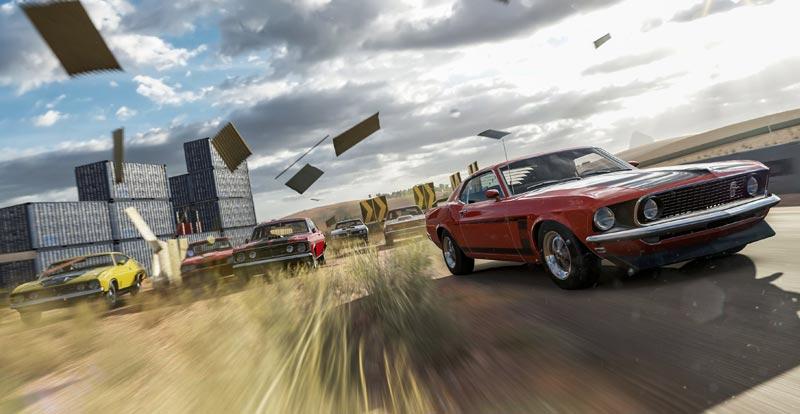 Ripper, mate! Forza Horizon 3 4K update is live