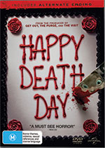 Happy Death Day DVD Cover