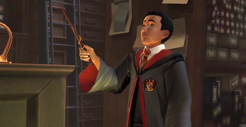 New Harry Potter game to let you enrol at Hogwarts