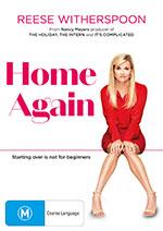 Home Again DVD Cover