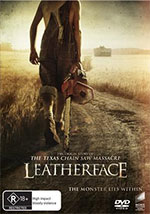 Leatherface DVD COver