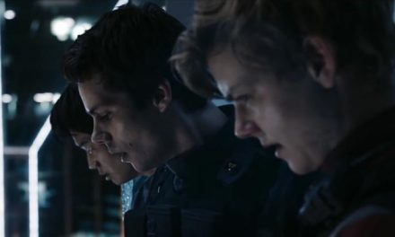 Check out a dose of Maze Runner: The Death Cure