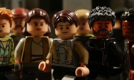 Maze Runner: The Death Cure – the LEGO trailer