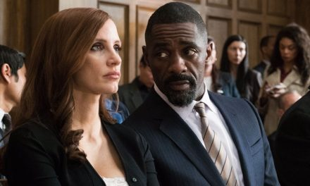 Molly's Game – review