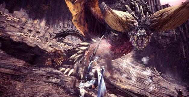 Epic new Monster Hunter: World trailer is epic