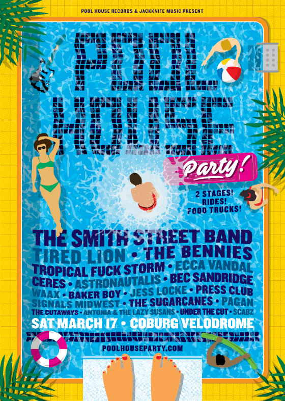 Pool House Party