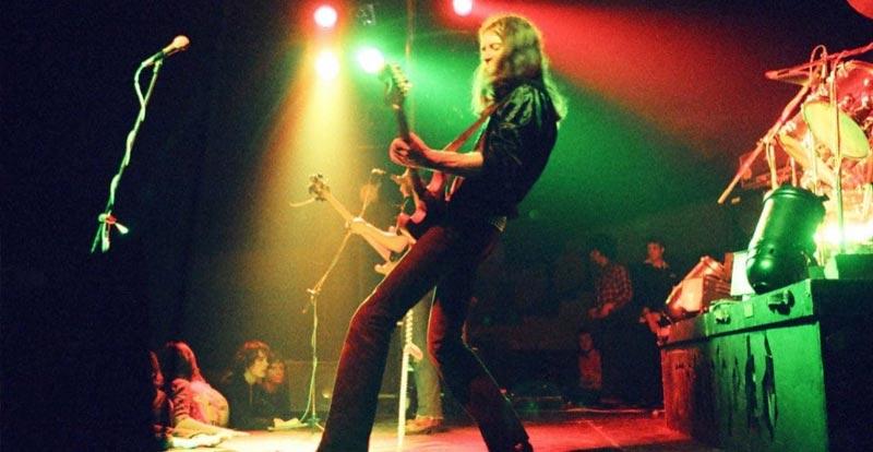 R.I.P. Motörhead's 'Fast' Eddie Clarke (1950-2018)