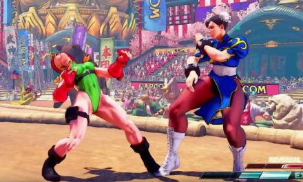 Street Fighter V finally gets its arcade on