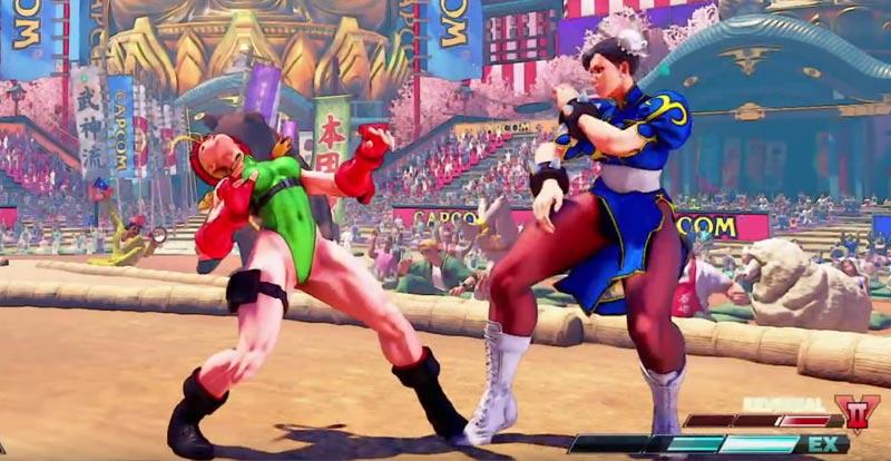 Street Fighter V finally gets its arcade on