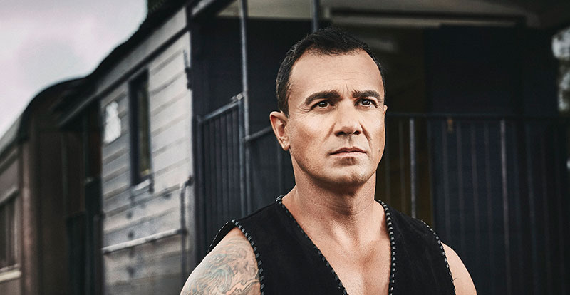 Q&A with Shannon Noll