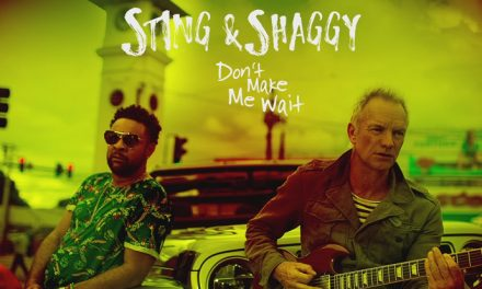 Sting and Shaggy just released a song