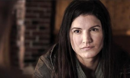 Gina Carano walks the Scorched Earth