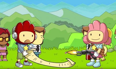 Words are weapons – get ready for Scribblenauts Showdown