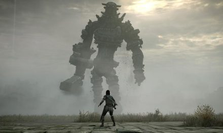 Shadow of the Colossus remake is looking good