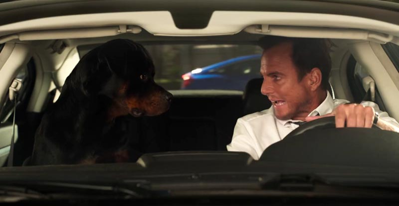Will Arnett has gone to the dogs – Show Dogs
