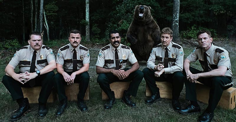 Canada's pretty awesome – new Super Troopers 2 trailer